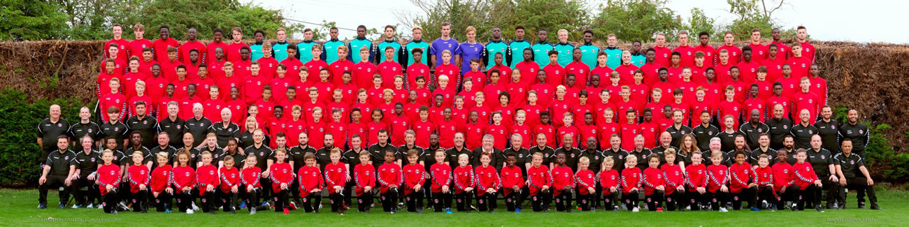 Charlton Athletic Academy 2017