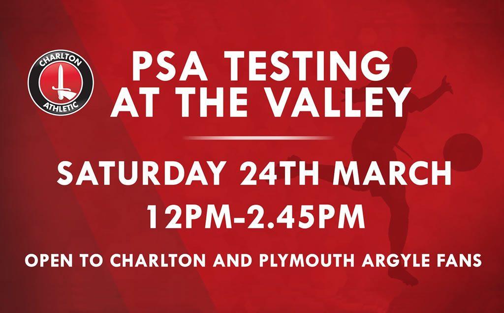 Saturday-PSA-Testing