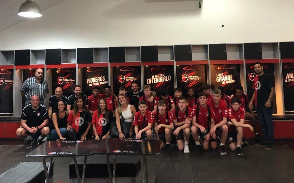 CAFC-Academy-Argentina-Team-Photo