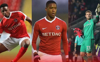 CAFC Young Player Of The Year 2016/17