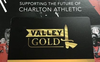 Valley Gold Membership Card